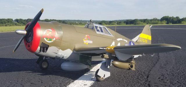 Legend Hobby's Amazing P-47 Thunderbolt!