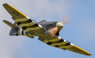 Hawker Tempest Flies Again