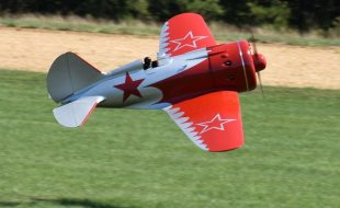 Red Five Polikarpov I-16