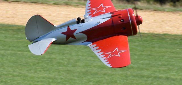 Red Five Polikarpov I-16