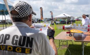 Static Judging at Top Gun–An up close look at some of the entries