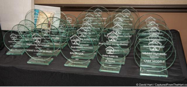 2021 Top Gun Special Award Winners