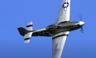 First Flight Success! Giant Scale P-51D Mustang